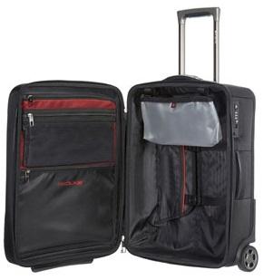 La valigeria scheda valigia trolley samsonite pro dlx 4 - Portabiti con ruote ...