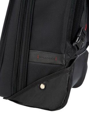La valigeria scheda valigia trolley nuovo samsonite pro for Bagaglio a mano con custodia per laptop rimovibile