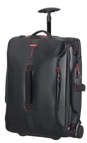 SAMSONITE - PARADIVER LIGHT BORSONE CON RUOTE 55CM ART. 01N007