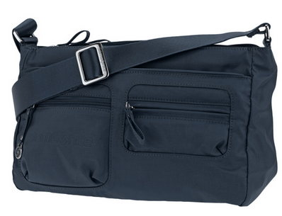 SAMSONITE MOVE BORSA A TRACOLLA 3 COMPARTI ART.031