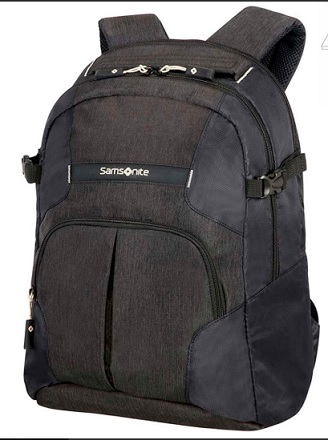 SAMSONITE - REWIND  ZAINO PORTA PC ART. 10N002