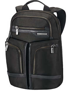 NUOVO SAMSONITE GT SUPREME ZAINO PORTA PC 14 E PORTA DOCUMENTI ART.16D006