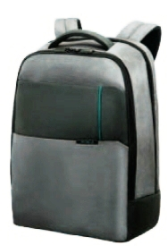 SAMSONITE QIBYTE ZAINO PORTA PC 17.3 ART.16N006