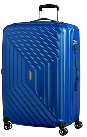 AMERICAN TOURISTER BY SAMSONITE AIR FORCE 1 ART. 18G003 TROLLEY GRANDE RIGIDO ESPANDIBILE