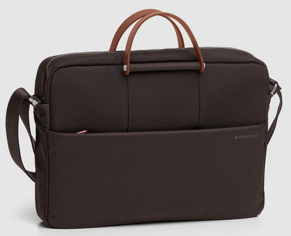 NUOVA LINEA RONCATO WIRELESS - MODERNITA' ED ELEGANZA - BORSA 2 COMPARTI PORTA PC 15.6 E IPAD