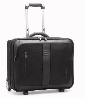 TROLLEY PORTA PC 15/17 A DUE COMPARTI RONCATO HERITAGE 218