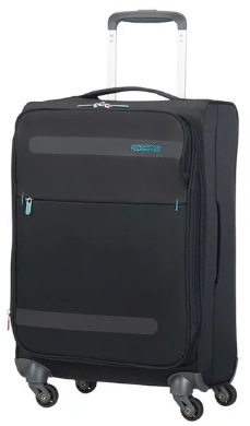 AMERICAN TOURISTER BY SAMSONITE HEROLITE TROLLEY BAGAGLIO A MANO 4 RUOTE ART. 26G002