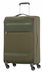 AMERICAN TOURISTER BY SAMSONITE Linea Herolite art. 26G005 TROLLEY MEDIO