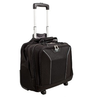 OFFERTA TROLLEY PILOTA PORTA PC 15/17 DUE MANICI RONCATO READY 3317