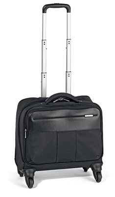 RONCATO TROLLEY PORTA PC 15.6 A 4 RUOTE BRIEFING ART. 3409