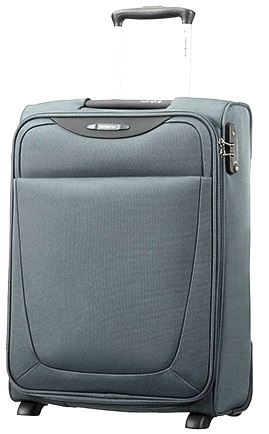 SAMSONITE NUOVA LINEA BASE HITS LA PIU' CONVENIENTE TROLLEY GRANDE 4 RUOTE ART.36V004
