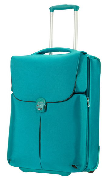 SAMSONITE POP-FRESH CABINA RYANAIR CON PORTA PC 17 MASSIMA CAPIENZA 37V016
