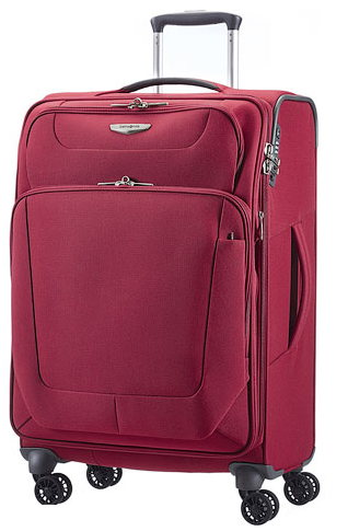 SAMSONITE SPARK 2014 TROLLEY MEDIO 4 RUOTE CON ESTENSIONE ART.38V005