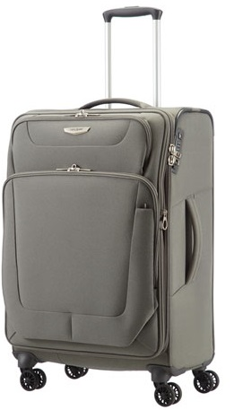 SAMSONITE SPARK TROLLEY MEDIO 4 RUOTE CON ESTENSIONE ART.38V005