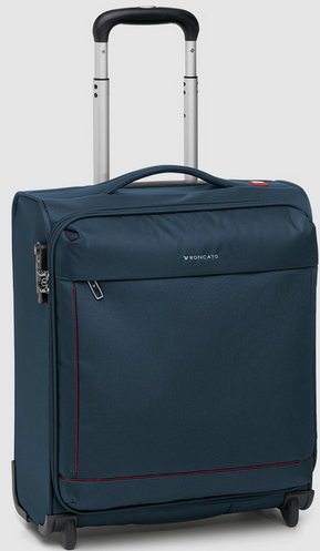 NUOVO RONCATO CONNECTION TROLLEY CABINA EASYJET 50 CM ULTRALEGGERO 1.7 KG MASSIMA CAPIENZA 40 LT