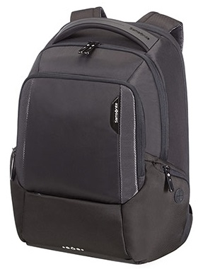 SAMSONITE CITYSCAPE TECH ZAINO PORTA PC 14 E PORTA TABLET ART. 41D102