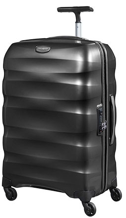 SAMSONITE ENGENERO TROLLEY MEDIO (SPINNER 62CM) RIGIDO ULTRALEGGERO!!!