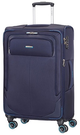 SAMSONITE ULTRACORE TROLLEY GRANDE 70 CM 4 RUOTE ESPANDIBILE