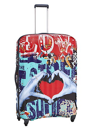 RONCATO ZIP ART TROLLEY GRANDE INDISTRUTTIBILE E LEGGERISSIMO MADE IN ITALY ART.5092