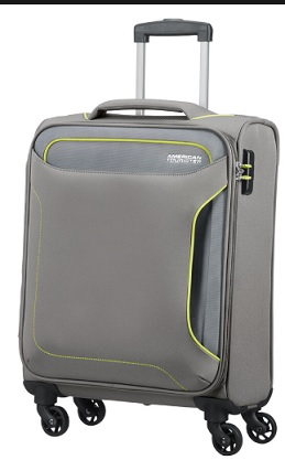 AMERICAN TUORISTER BY SAMSONITE - HOLIDAY HEAT TROLLEY CABINA 55CM ART. 50G004