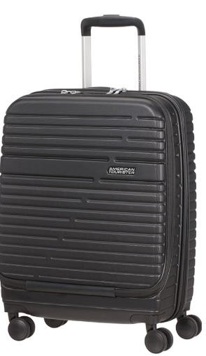 AMERICAN TOURISTER - AERO RACER Trolley (4 ruote) 55cm 15.6