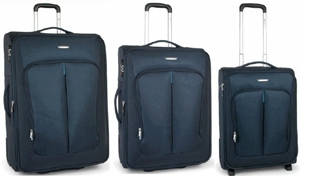 RONCATO SMART - SET 3 TROLLEY CON CABINA RYANAIR - ART.7000