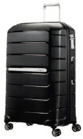 NUOVO SAMSONITE FLUX!  Trolley GRANDE RIGIDO ESPANDIBILE Art. CBO003
