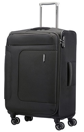 SAMSONITE ASPHERE TROLLEY MEDIO 4 RUOTE ESPANDIBILE ART.75D003