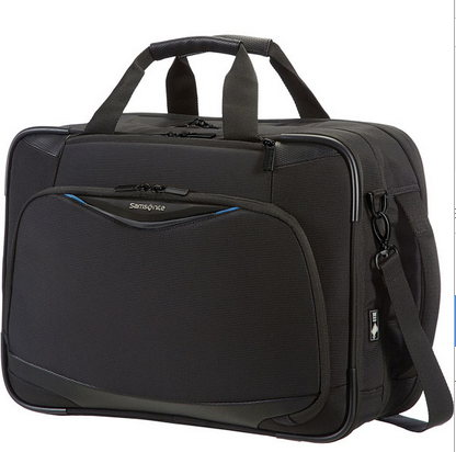 SAMSONITE TRIFORCE - CARTELLA PORTA PC 15.6 CON DUE MANICI, MANIGLIA LATERALE E TRACOLLA ART. 79V007