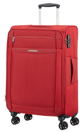 SAMSONITE DYNAMO TROLLEY MEDIO 4 RUOTE ESPANDIBILE
