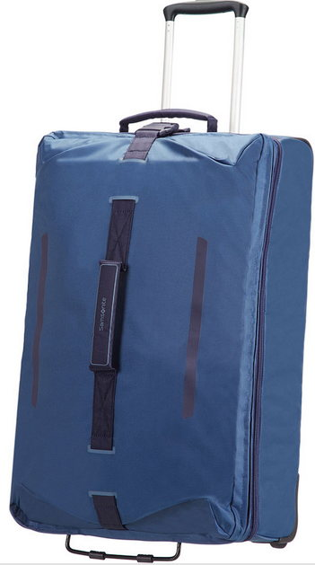 SAMSONITE EXPLORALL BORSONE TROLLEY MEDIO CON TRACOLLA ART.83V005