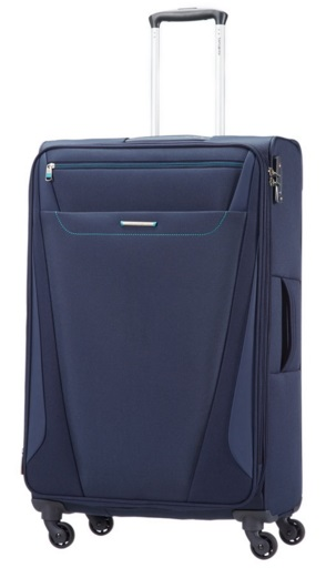OFFERTA SAMSONITE ALL DIREXIONS TROLLEY GRANDE 4 RUOTE ULTRALEGGERO ESPANDIBILE