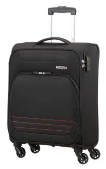 AMERICAN TOURISTER BY SAMSONITE - TROLLEY CABINA 4 RUOTE LINEA BOMBAY BEACH ART. 41G902