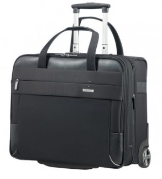 SAMSONITE - SPECTROLITE CARTELLA TROLLEY PILOTA PORTA PC 17.3