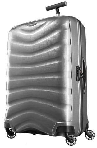 TROLLEY GRANDE 4 RUOTE SAMSONITE FIRELITE SPINNER 75 ART U72003