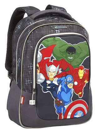 SAMSONITE MARVEL WONDER ZAINO M AVENGERS ASSEMBLE