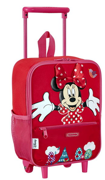 SAMSONITE DISNEY WONDER SCHOOL TROLLEY