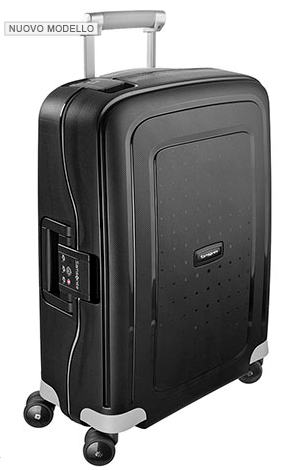 SAMSONITE S'CURE ART. 10U003 TROLLEY CABINA