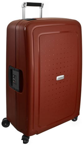 TROLLEY GRANDE SAMSONITE 4 RUOTE 2013 LINEA S'CURE DLX SPINNER 75 ART U44002