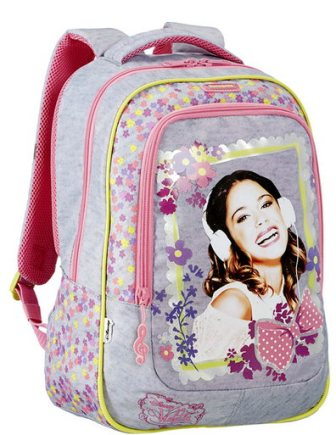 SAMSONITE DISNEY WONDER ZAINO M VIOLETTA MUSIC