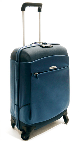 TROLLEY CABINA SAMSONITE OMOLOGATO RYAN AIR LINEA MOTIO 2013 ART 79U003