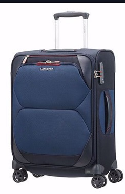 SAMSONITE DYNAMORE TROLLEY MEDIO ESPANDIBILE ART. CH4005