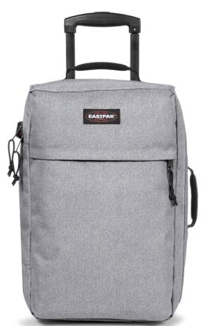 EASTPAK TRAFFIC LIGHT CABINA RYANAIR LEGGERO E CAPIENTE - MASSIMA RESISTENZA!