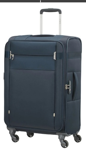 SAMSONITE - CITYBEAT TROLLEY MEDIO ART, KA7004