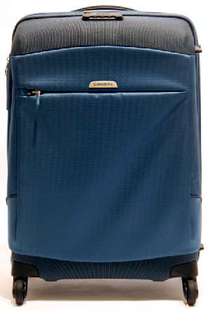 TROLLEY MEDIO COMPATTO SAMSONITE SEMIRIGIDO ESPANDIBILE LINEA MOTIO ART 79U004