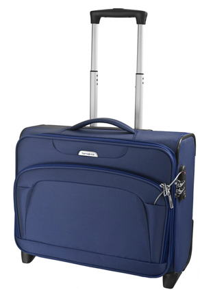 TROLLEY SAMSONITE PORTA PC 16,4'' LINEA NEW SPARK 2013 ROLLING TOTE ART 19U013