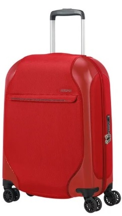 AMERICAN TOURISTER SKYGLIDER TROLLEY CABINA 4 RUOTE