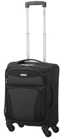 TROLLEY CABINA SAMSONITE 4 RUOTE 2013 LINEA SUSPENSION OMOLOGATO RYANAIR SPINNER 55 ART U70004