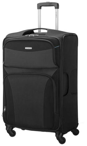 TROLLEY GRANDE SAMSONITE 4 RUOTE 2013 LINEA SUSPENSION SPINNER 79 ART U70006