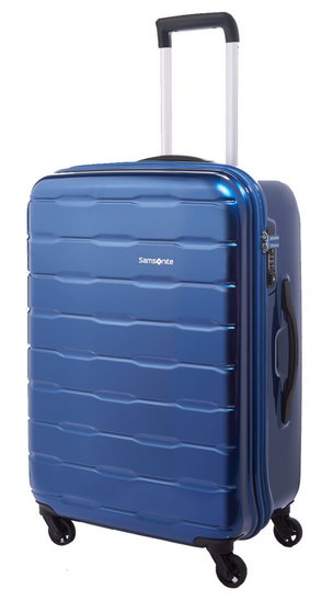 SAMSONITE TRUNK TROLLEY MEDIO RIGIDO CON BASE PROFONDISSIMA  4 RUOTE ART. 46V003